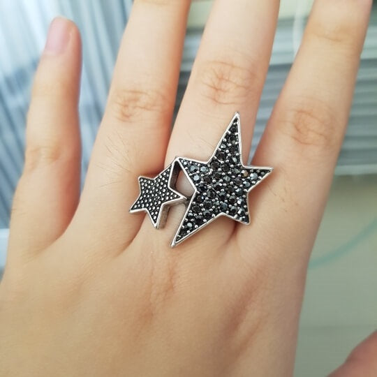 All About That Star Ring.