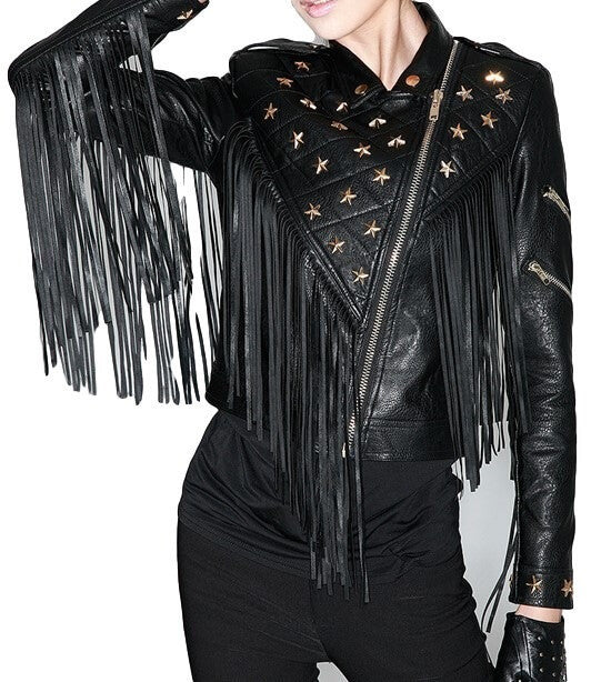 The Biker Girl Jacket, So Cool! All Sizes