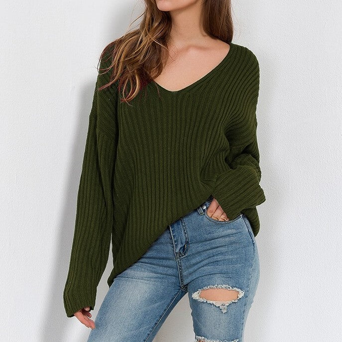 The Cool Girl Sweater! A Must Have!