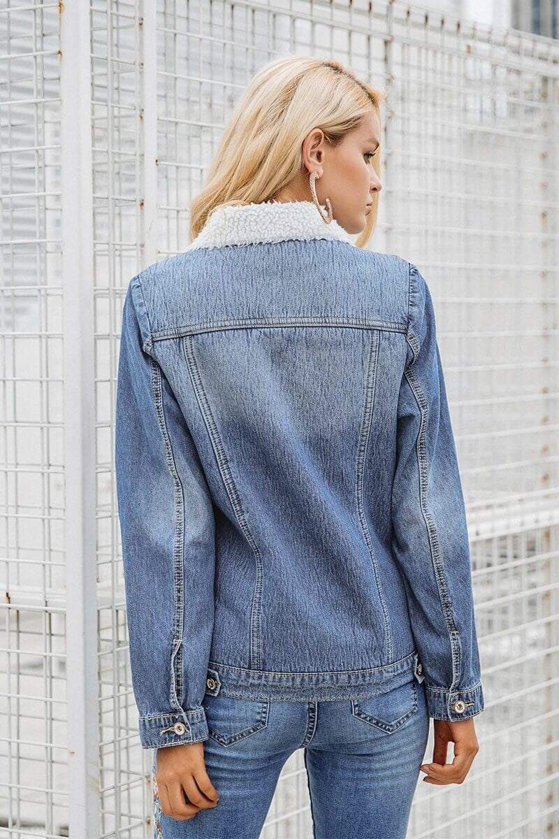 Denim 4 Ever Jacket, All Sizes