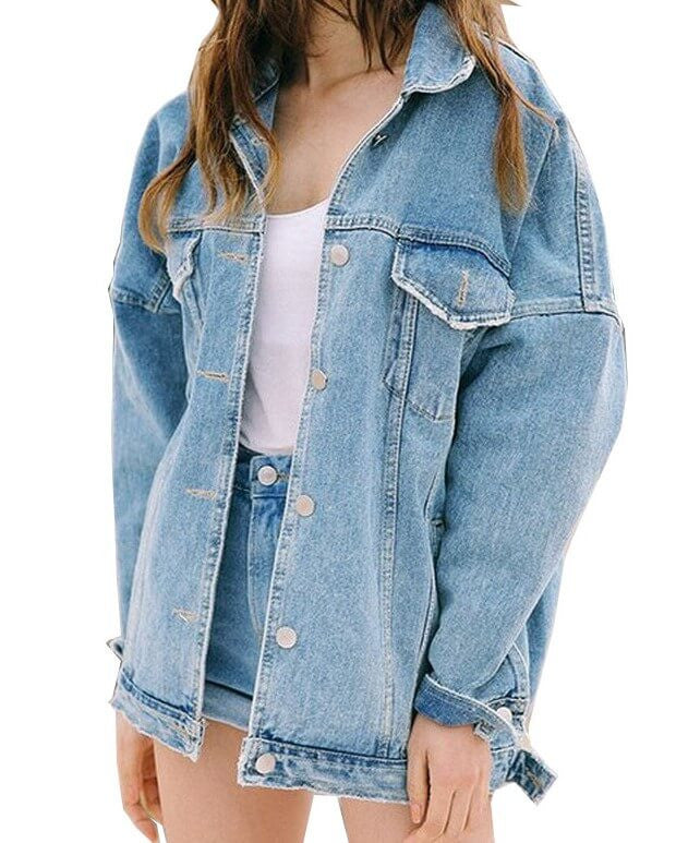 Mystery Denim Jackets, All Sizes