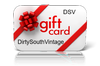 DSV Gift Card For The People You Love!!