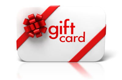 Gift Card For The People You Love!!