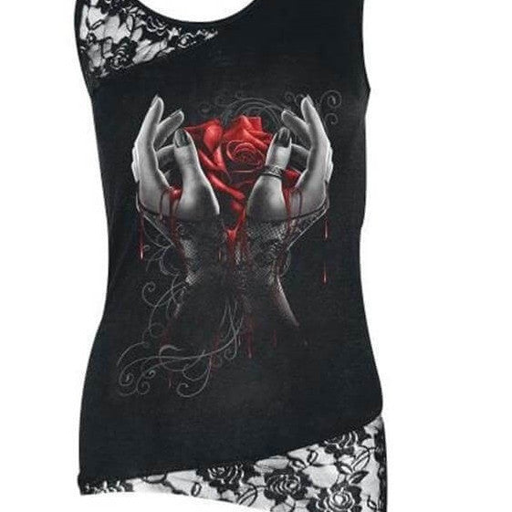 Cool Hands, Tank Top Shirt, All Sizes & Plus!