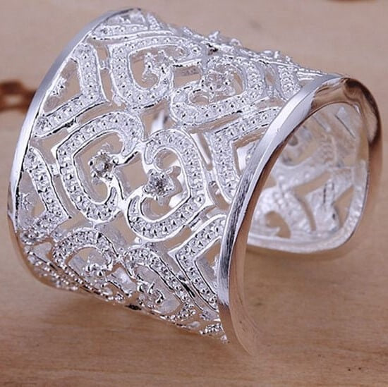 Hearts Are Cool Ring!
