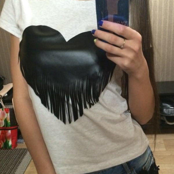 Awesome Sexy Heart Shirts, Sexy! All Sizes