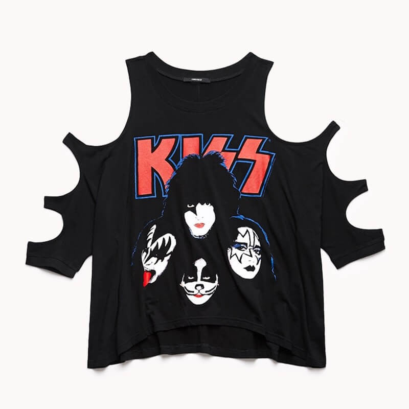 Kiss Rock Band Tee Shirt. all sizes.