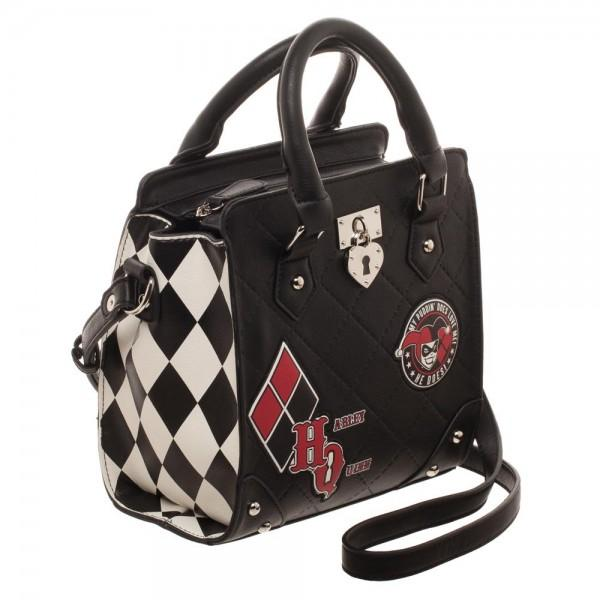 Harley Quinn Mini Brief Handbag