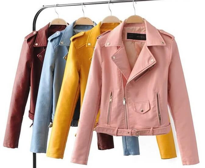 AFTER HOLIDAY SALE (5 HOUR SALE) -That Chic Rocks Vegan Leather Jackets, All Colors & Sizes