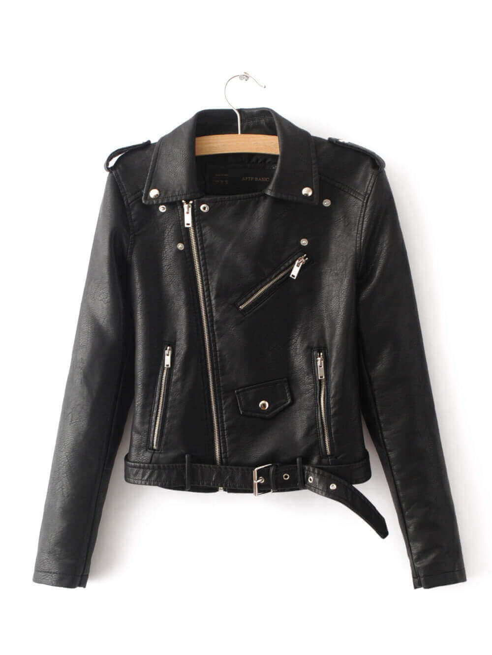 FLASH SALE (5 HOUR SALE) -That Chic Rocks Vegan Leather Jackets, All Colors & Sizes
