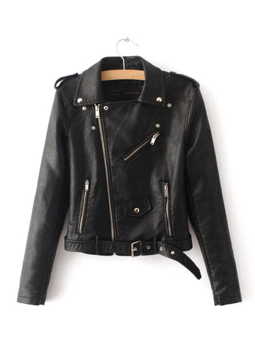 Faux Leather Jackets, All Colors & Sizes