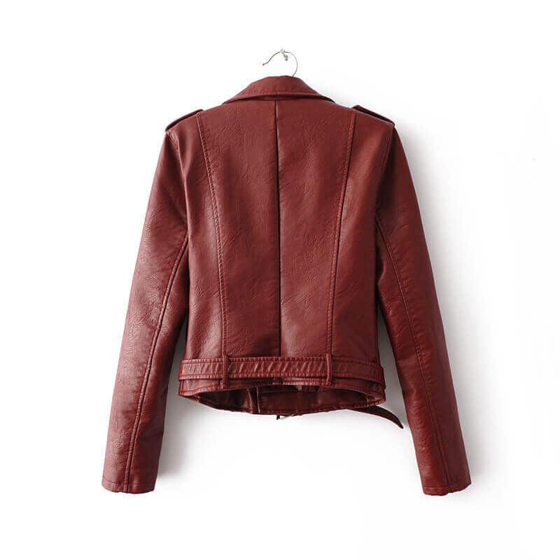 SELLING OUT! Vegan Leather Jackets, All Colors & Sizes