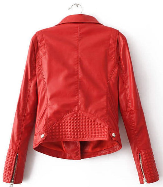 Womans Motorcycle Jacket , All Sizes & Colors