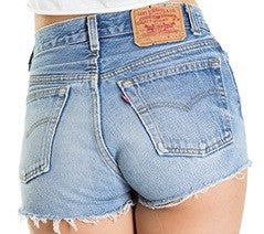 78d31957 Mystery Levis High Waisted Denim Shorts: All Sizes & Washes ...