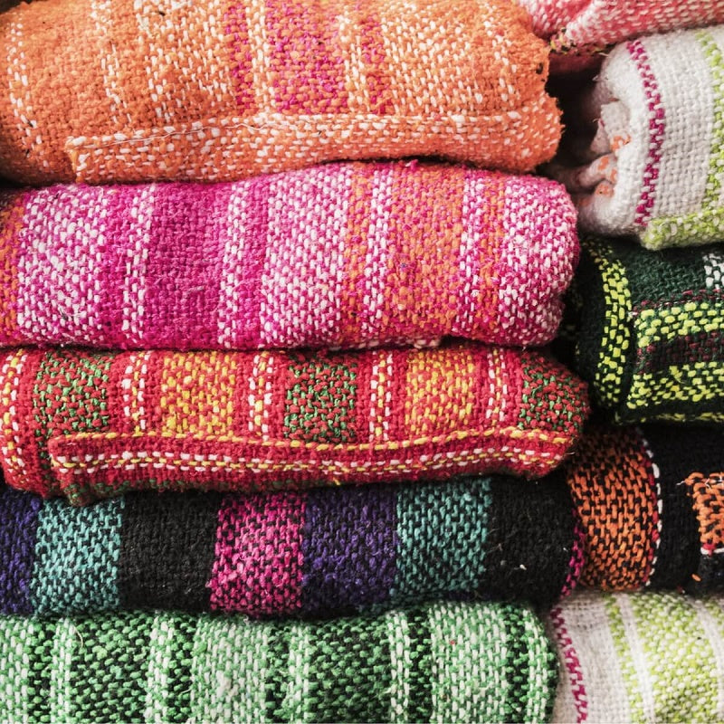 Mystery D-Rugs, Vintage Pullover Mexican Style Sweaters