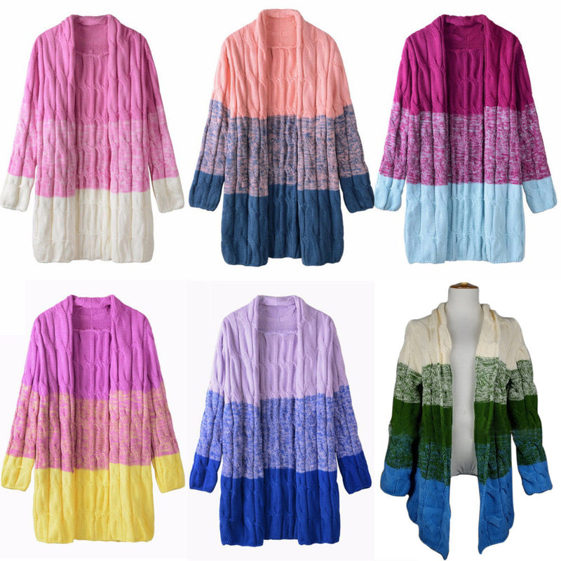 Mystery Mulit Color Style Cardigan, All Colors & Sizes