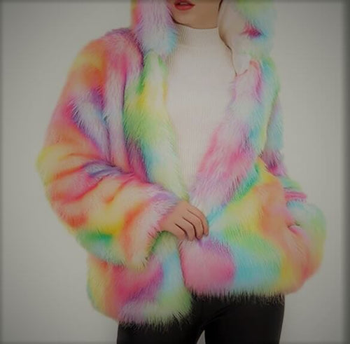 The Mistress of Color Jacket, All Sizes