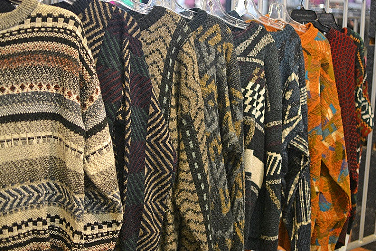 Mystery Hipster Sweaters,Tribal Sweaters-Patterns All Sizes All Styles!