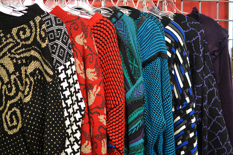 Vintage Mystery Pattern Sweaters,Tribal Sweaters-Patterns All Sizes All Styles!
