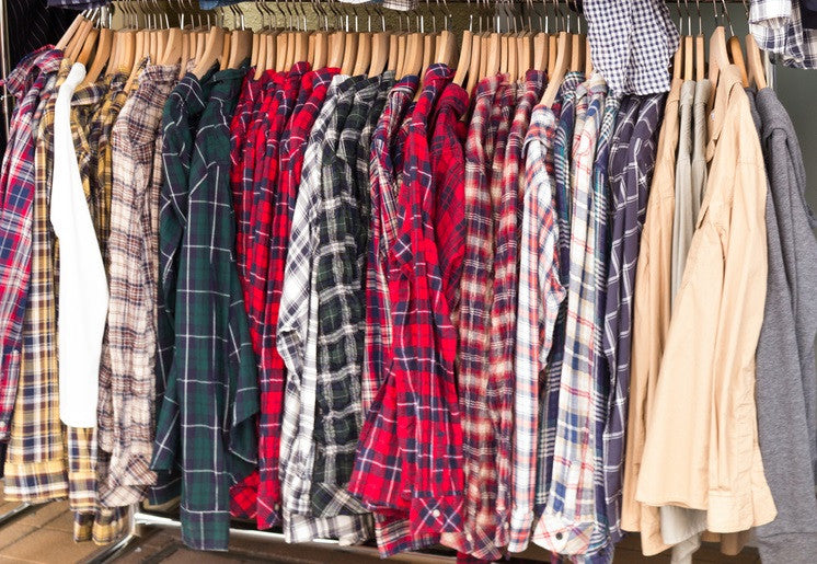 Vintage Flannel Shirts, Mystery Flannels, All Colors & Sizes!!