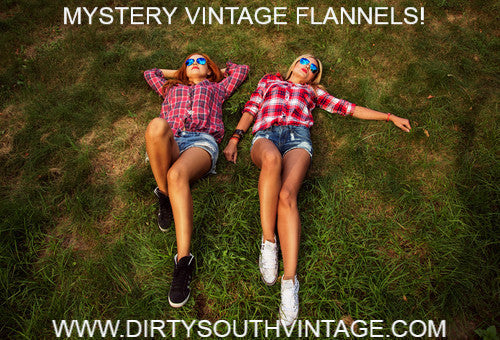 #Vintage #Flannel #Shirts, #Mystery Flannels, All Colors & Sizes!!