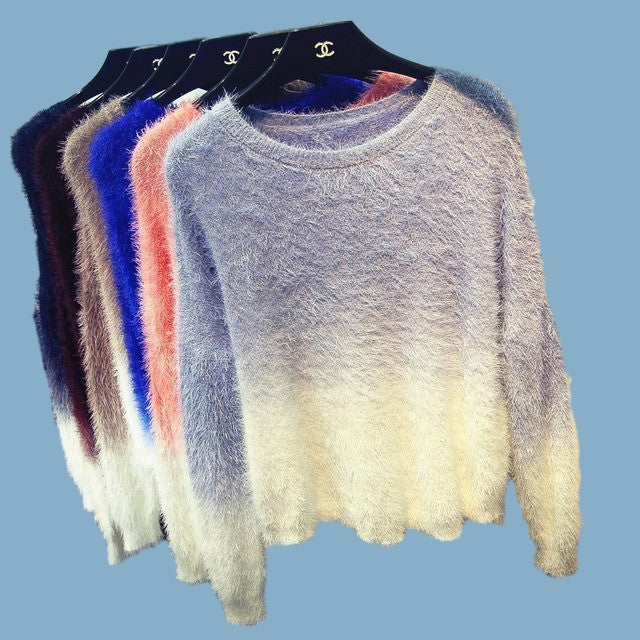 Awesome Gradient Sweaters , Fun & Cute Sweaters, All Sizes