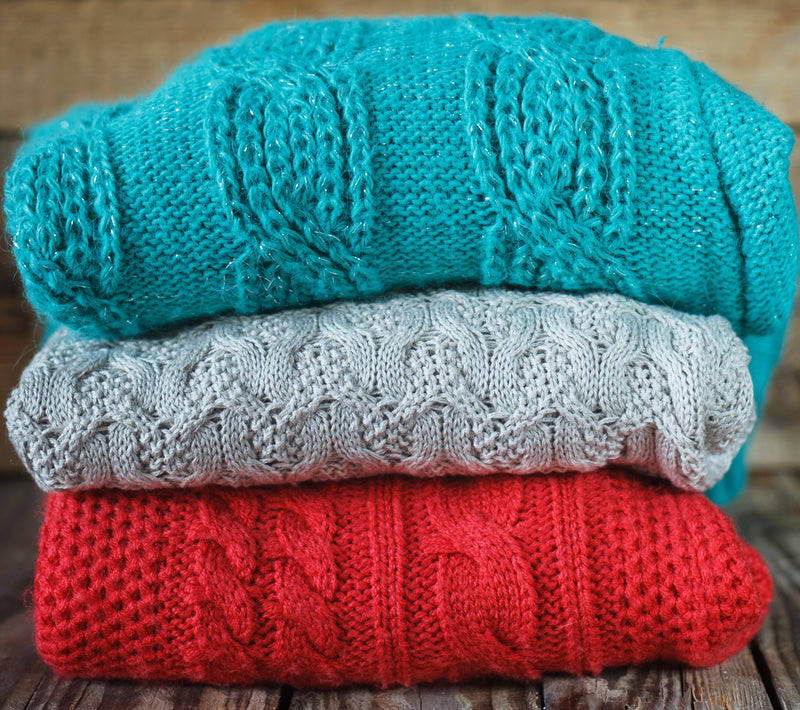 Cozy Oversized Mystery Hipster Sweaters - Pick Your ,Styles & Colors!!