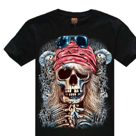 Smoking Skull Hoodie, Super Cool, All Sizes