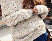 Warm Mystery Sweaters - Over-sized Mystery Sweaters: All Hipster Colors - All Grunge Patterns.