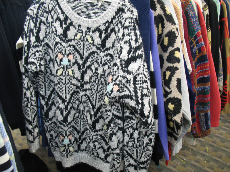 Vintage Grandpa Inspired! Mystery Pattern Sweaters,Tribal Sweaters-Patterns All Sizes All Styles!