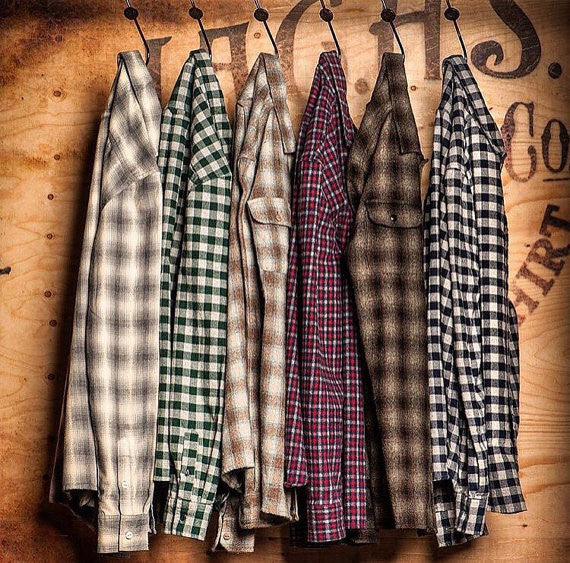 Mystery Flannels: All Sizes & Colors