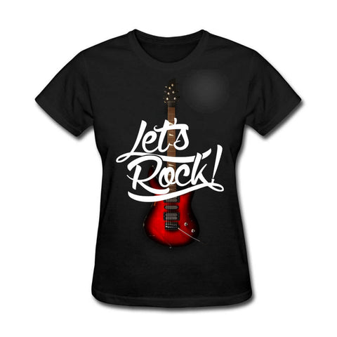 Rock Guitar Band Tee Shirt, All Sizes