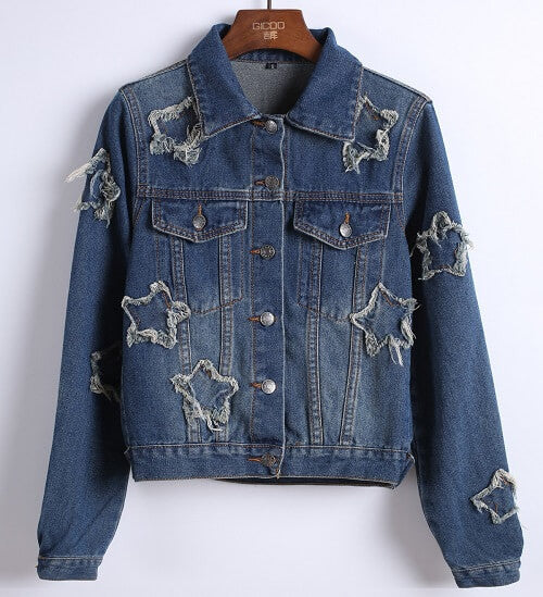 STAR Denim Jackets ROCK! All Sizes