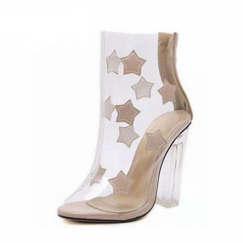 Kiss My Stars Boots, all Sizes