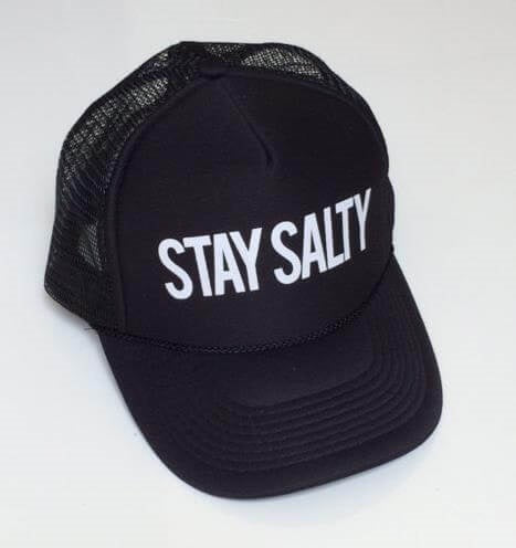 Stay Salty Cap, get it and rock!