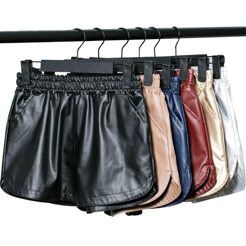 Rock & Ready for Summer Vegan Shorts, All Colors & Sizes