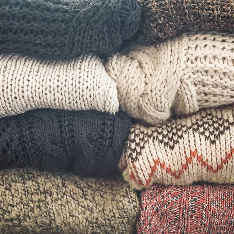 Mystery Sweaters - Over-sized Mystery Sweater: All Hipster Colors - All Grunge Patterns.