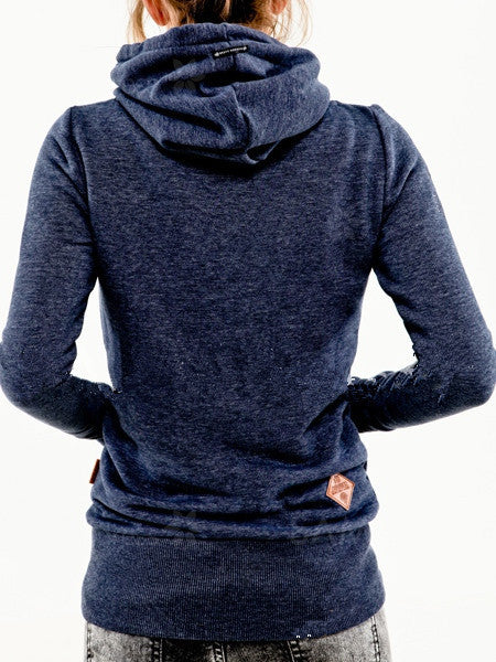 Mystery Hipster Sweatshirt Casual Hooded Long Sleeve- Light & Comfy  - All Colors / All Sizes