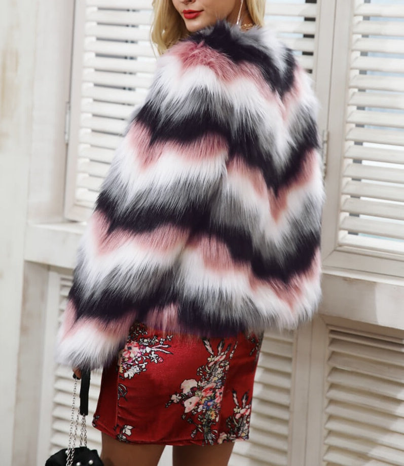 The Fur Lady Jacket, All Sizes