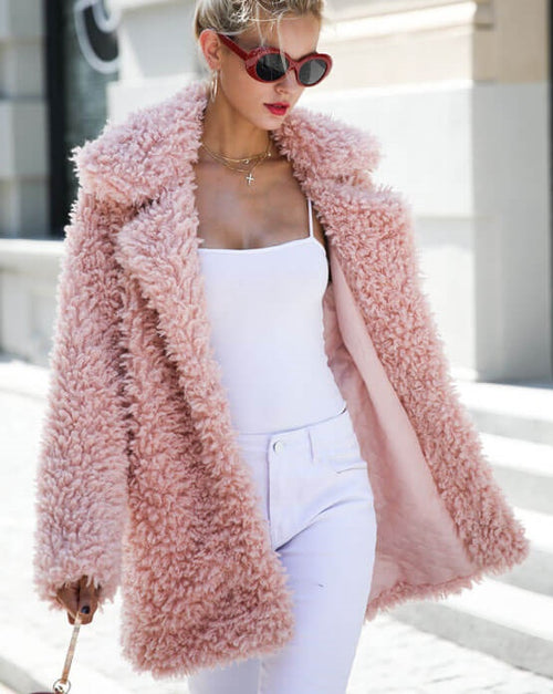 The Pink Passion Jacket, All Sizes