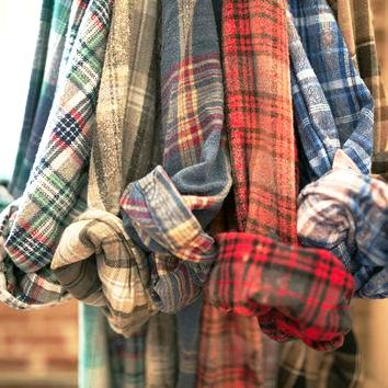 Brides Wedding Flannels, Let's get married in flannels!