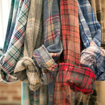 Mystery Flannel Shirts - All Colors & Sizes