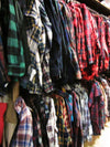Warm Unisex Winter Mystery Flannel Shirts, All Vintage Colors & Styles!!