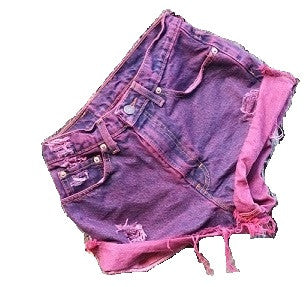 Mystery High Waisted Denim Shorts:All Sizes & Styles #vintage #shorts #highwaistedshorts #denim