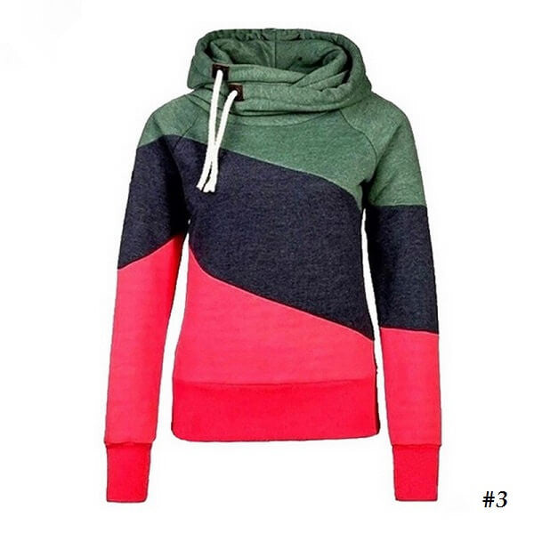 hoodies and pullovers