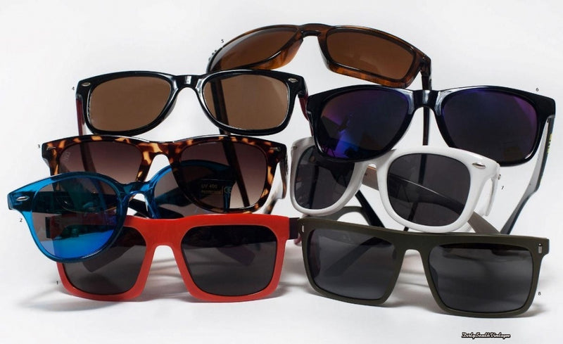 Mystery Hipster Sunglasses, All Styles