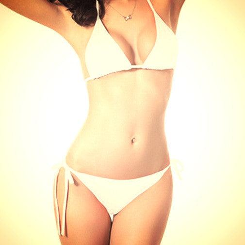 That White Bikini, Get Your  Bikini On!, All Sizes