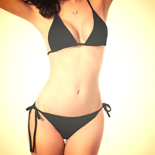 Black Beauty, Get Your  Bikini On! All Sizes