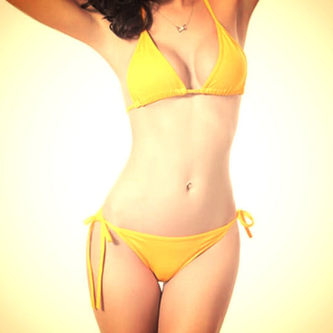Orange Cream, Get Your Bikini On! All Sizes