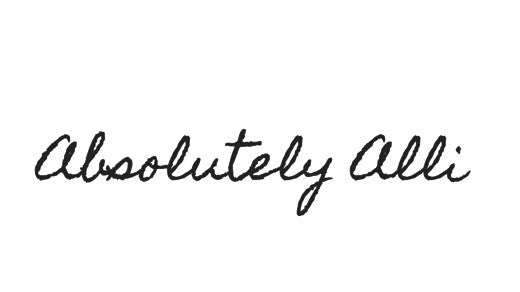 Absolutely Alli logo